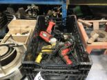 Lot 9 - POWER TOOLS