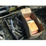 Lot 6 - BOX STAPLER & SUPPLIES
