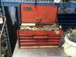 Lot 53 - SNAP-ON TOOL BOX & CONTENTS