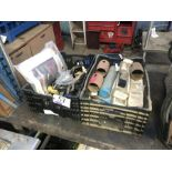 Lot 57 - CUTTING TORCHES & WELDING SUPPLIES