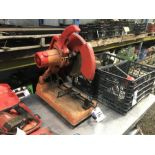 Lot 16 - CUT-OFF CHOP SAW