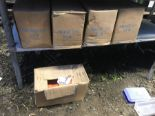 Lot 7 - 4 1/2 CASES OF STAPLES
