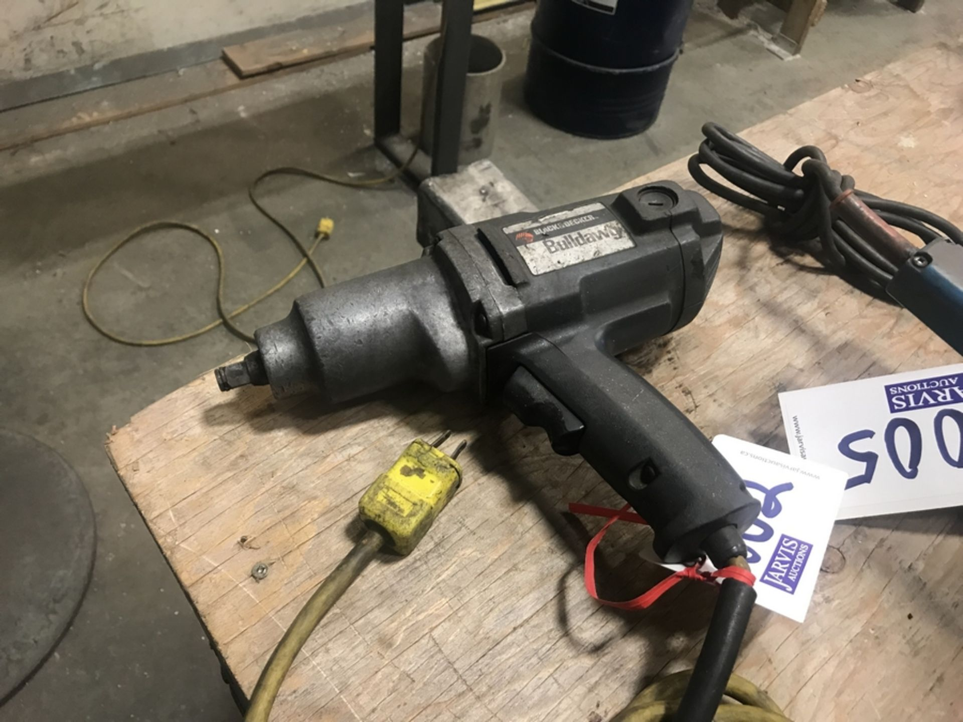 "Lot 2 - B&D BULLDAWG 1/2"" IMPACT WRENCH"