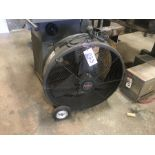 Lot 23 - DRUM FAN