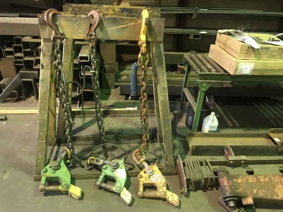 Metal Fabrication Shop - Public Auction