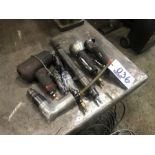 Lot 36 - ASSORTED AIR TOOLS