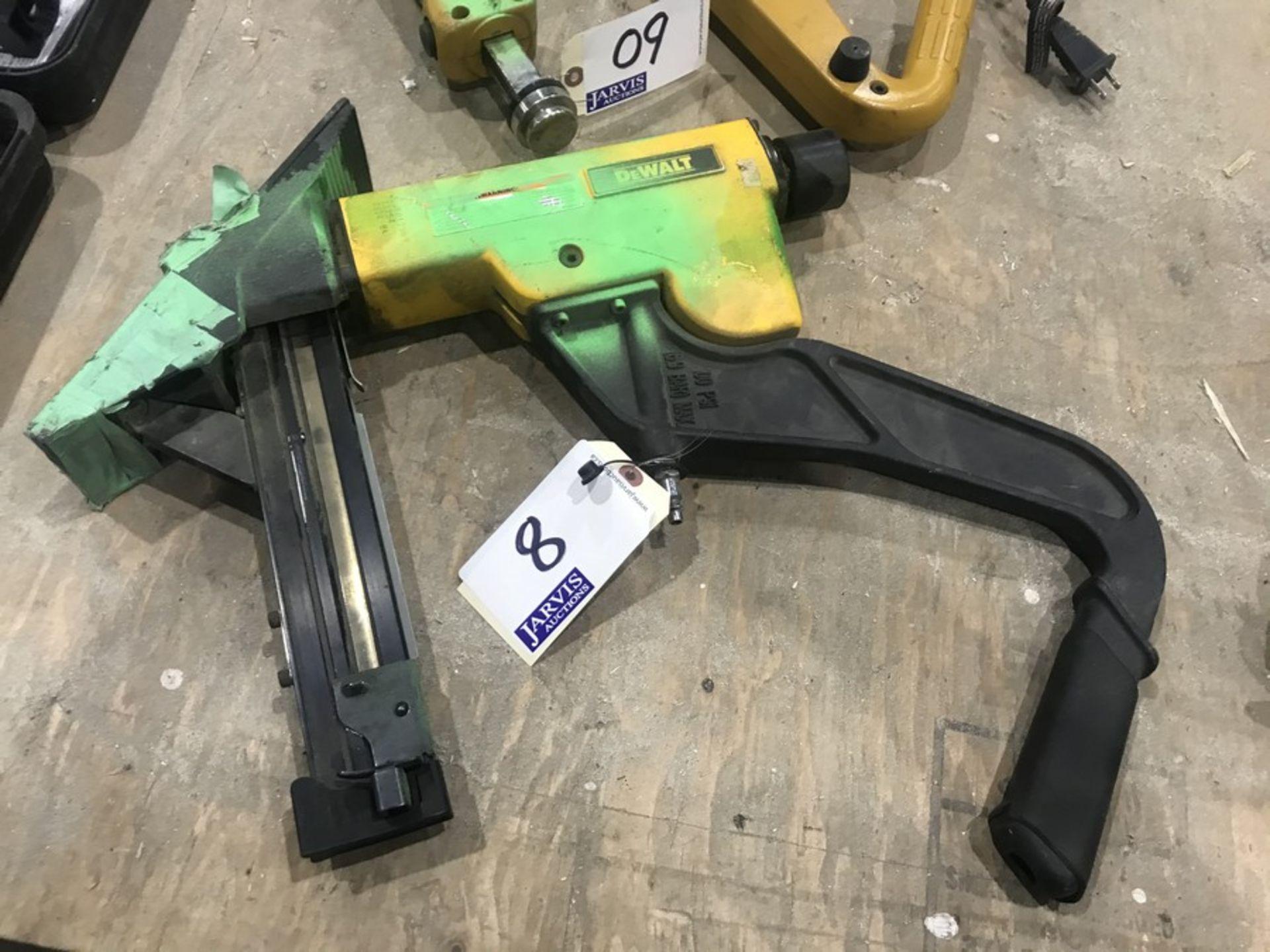 Lot 8 - DEWALT FLOORING GUN