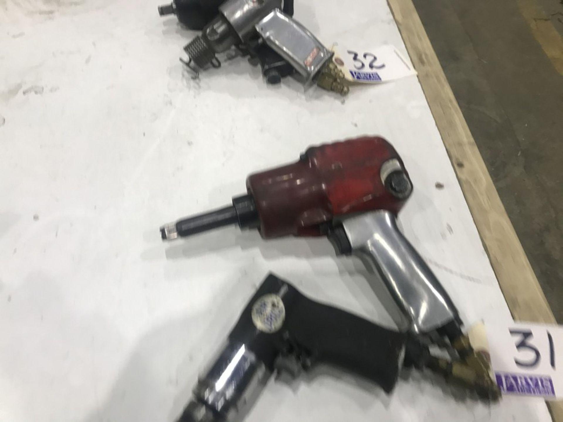 Lot 31 - IMPACT GUN & DRILL