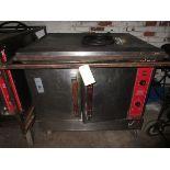 LOT (2) Servo Lift Warming Cabinets, Mod. 1900, Heated Cabinets