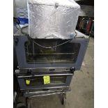 LOT (2) Cadco Ovens & Cecilware Fryolator