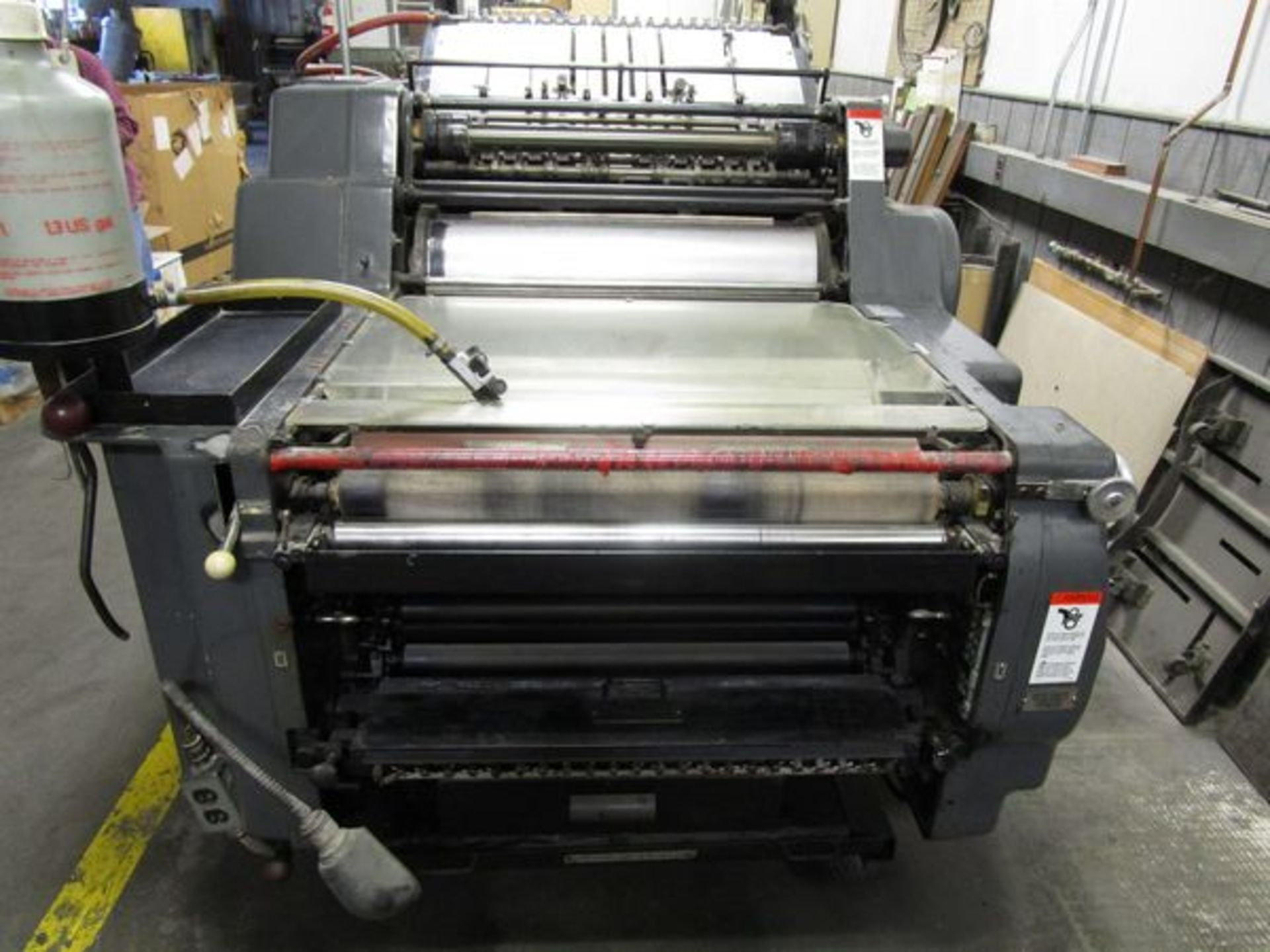 Heidelberg Kors Offset Press, s/n 344166 (Located in Palmer, MA) - Image 5 of 6