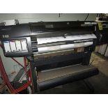 HP Design Jet 1055CM Plus Wide Format Printer (Located in Palmer, MA)