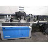 2004 Buskro Inkjet Mod. BK60B, s/n 60B04137, w/(2) Buskro Atlas Print Heads, Ink Delivery Systems,