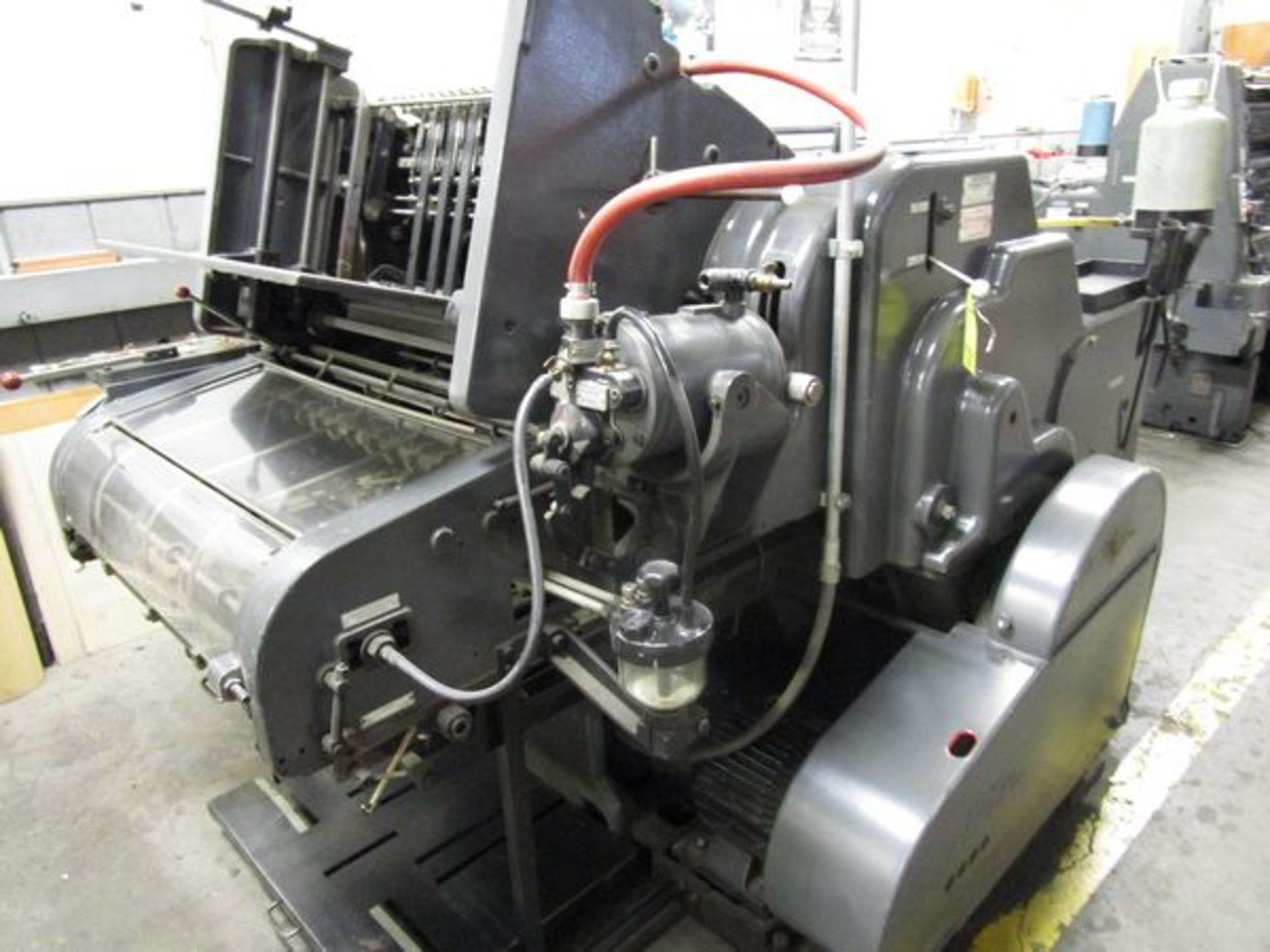 Heidelberg Kors Offset Press, s/n 344166 (Located in Palmer, MA) - Image 4 of 6