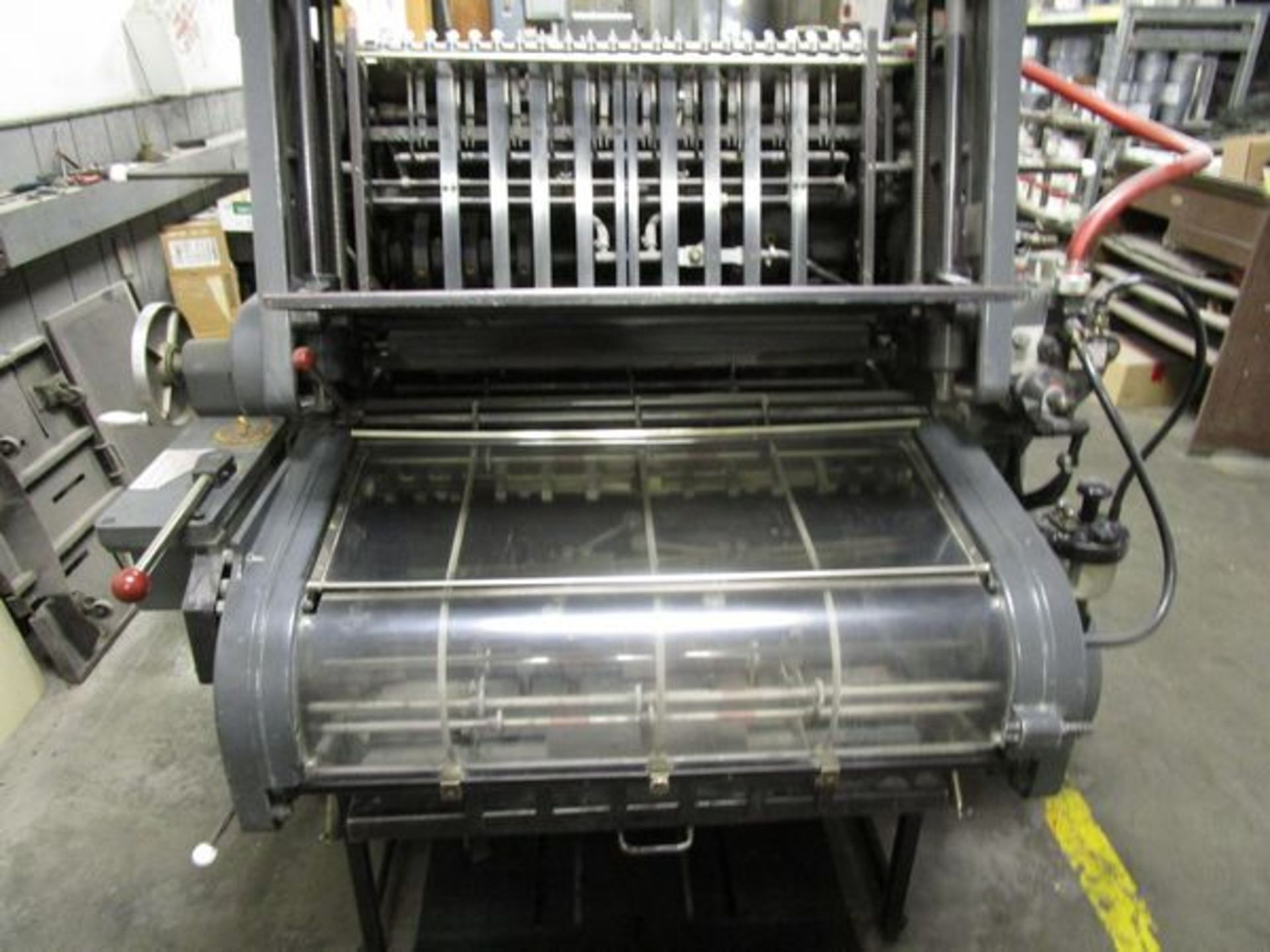 Heidelberg Kors Offset Press, s/n 344166 (Located in Palmer, MA) - Image 3 of 6