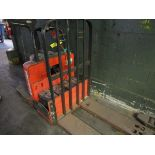 Raymond 112TM-FRE60L 6000 Lb. Elec. Pallet Jack w/Charger (Located in Palmer, MA)