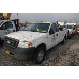 2009 FORD F-150 XL PICKUP TRUCK, AUTOMATIC, POWER WINDOWS, APPROXIMATELY 142,250 MILES, VIN: 1FTRF1