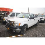 2009 FORD F-150 XL 2-DOOR PICKUP TRUCK, AUTOMATIC, APPROXIMATELY 140,284 MILES, VIN: 1FTRF12829KB4