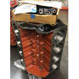 Lot 1646 - Dart Racing Engine Block. With parts.