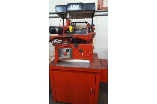 Excellent Idl Cg 80 Valve Grinder W Stand Caraccident5 Cool Chair Designs And Ideas Caraccident5Info