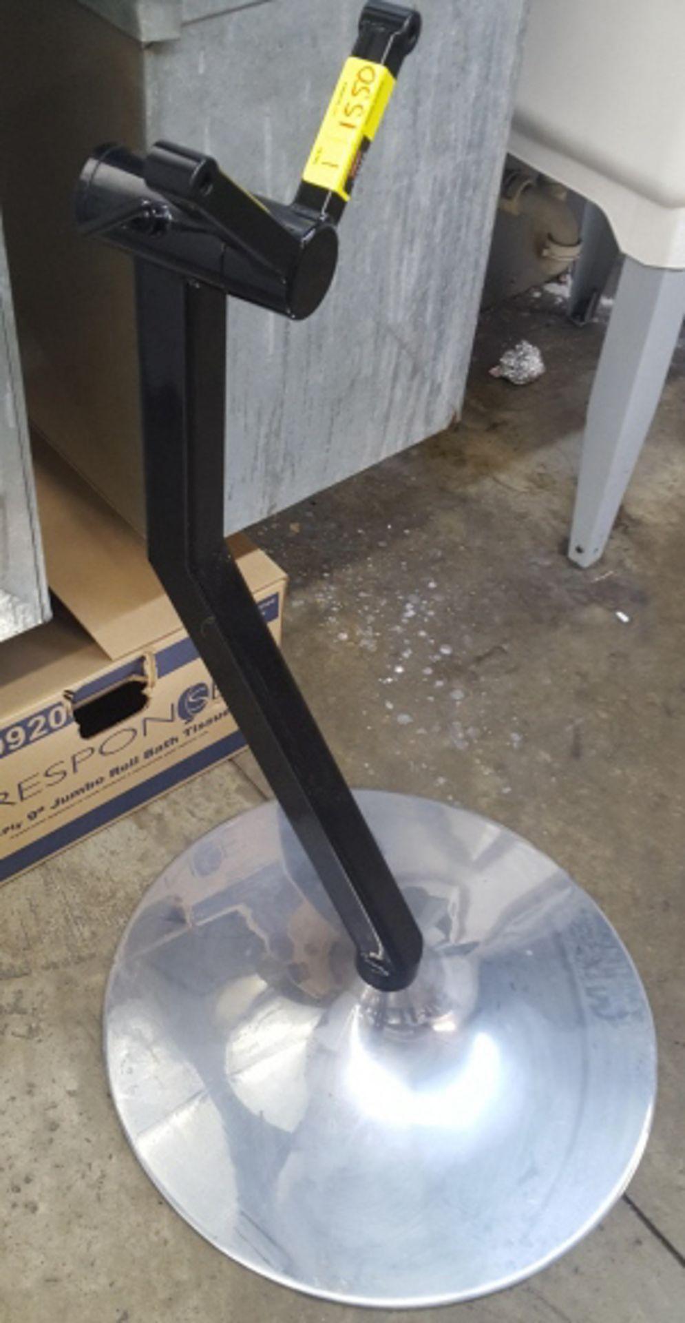 Lot 1550 - Professional Showroom Engine Display Stand