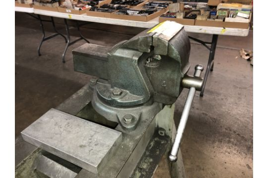 Swell Yuasa No 100 Bench Vise Caraccident5 Cool Chair Designs And Ideas Caraccident5Info