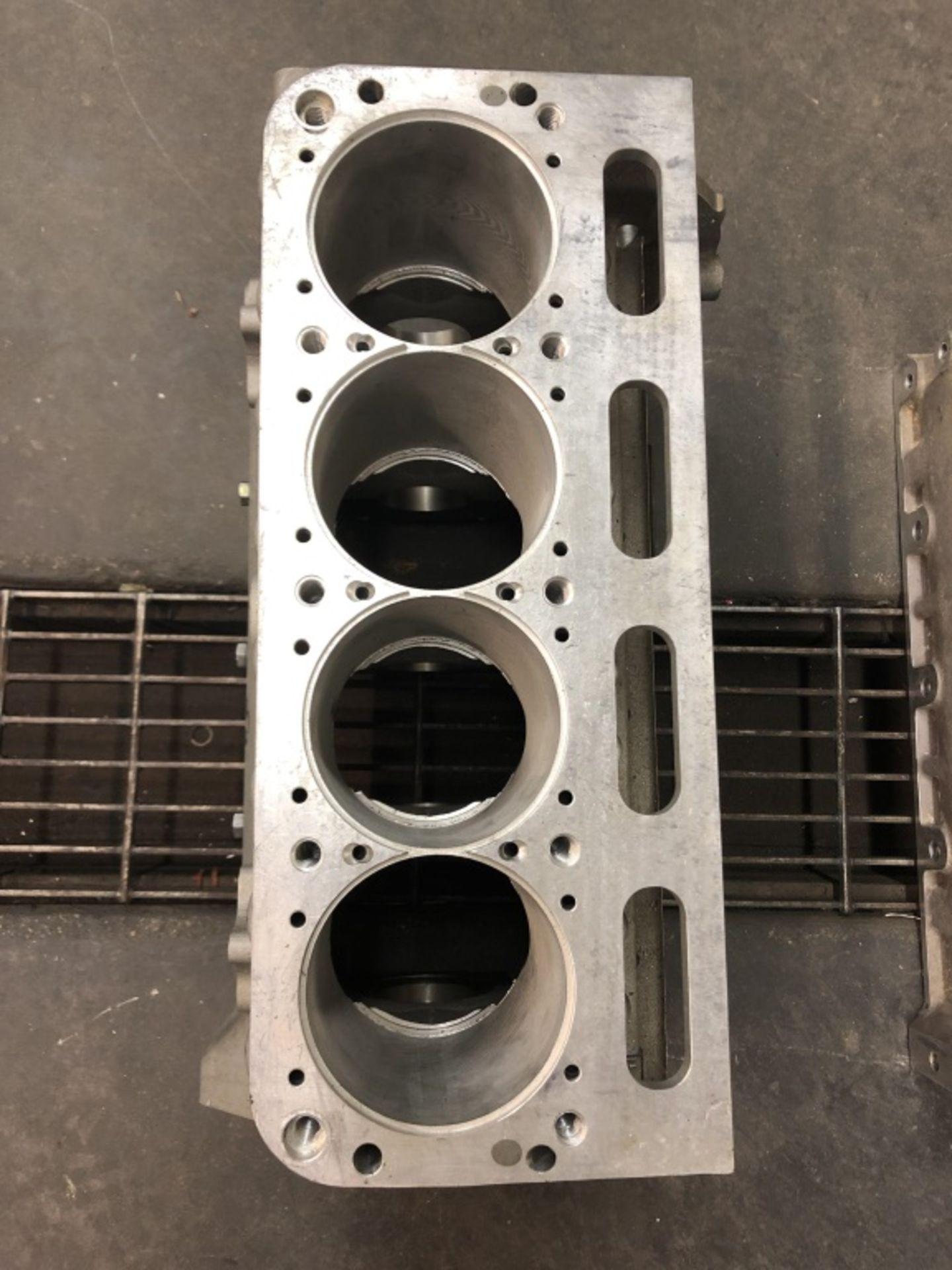 Lot 1627 - Gaerte/Rodeck 4cyl. Unfinished/Unused Engine Block