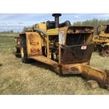 Lot 27 - Madge 8ft Rotoclear Tow-Behind Stump Tiller