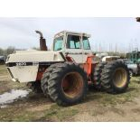 Lot 54 - 2870 Case Traction King 4wd Tractor