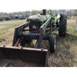 Lot 52 - 4020 John Deere 2wd Tractor