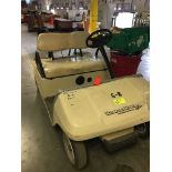 CLUB CAR GOLF CART WITH CHARGER. Model #: UNKNOWN. Serial #: UNKNOWN. Unit #: G8. Please see