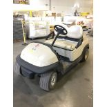 CLUB CAR GOLF CART WITH CHARGER. Model #: UNKNOWN. Serial #: UNKNOWN. Unit #: G1. Please see