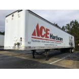 Trailer, Make: Great Dane. Year: 2003. Trailer #: S6. VIN: 1GRAA06233B114003. Sold with a title.