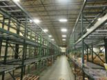 "Lot 184 - Pallet Rack Shelving - Sections are: (8'L x 12'T x 36""D x 3 Shelves per) - (103) Sections"