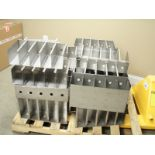 Lot 237 - S/S Freezer Racks (Approx 25 racks mostly used for Microplates)***Located in NC***