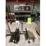 Lot 22 - Enercon Super Seal Portable Induction Sealer, ModelLM4581-45, S/NC20953-01, Rating Super Seal