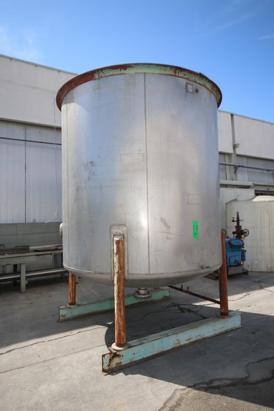 2.7 MM Gallons of S/S Tanks & Associated in California - Partners Alliance Cold Storage