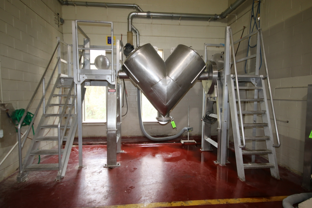 Flavormatic - Flavor Manufacturing Facility Auction in Upstate New York