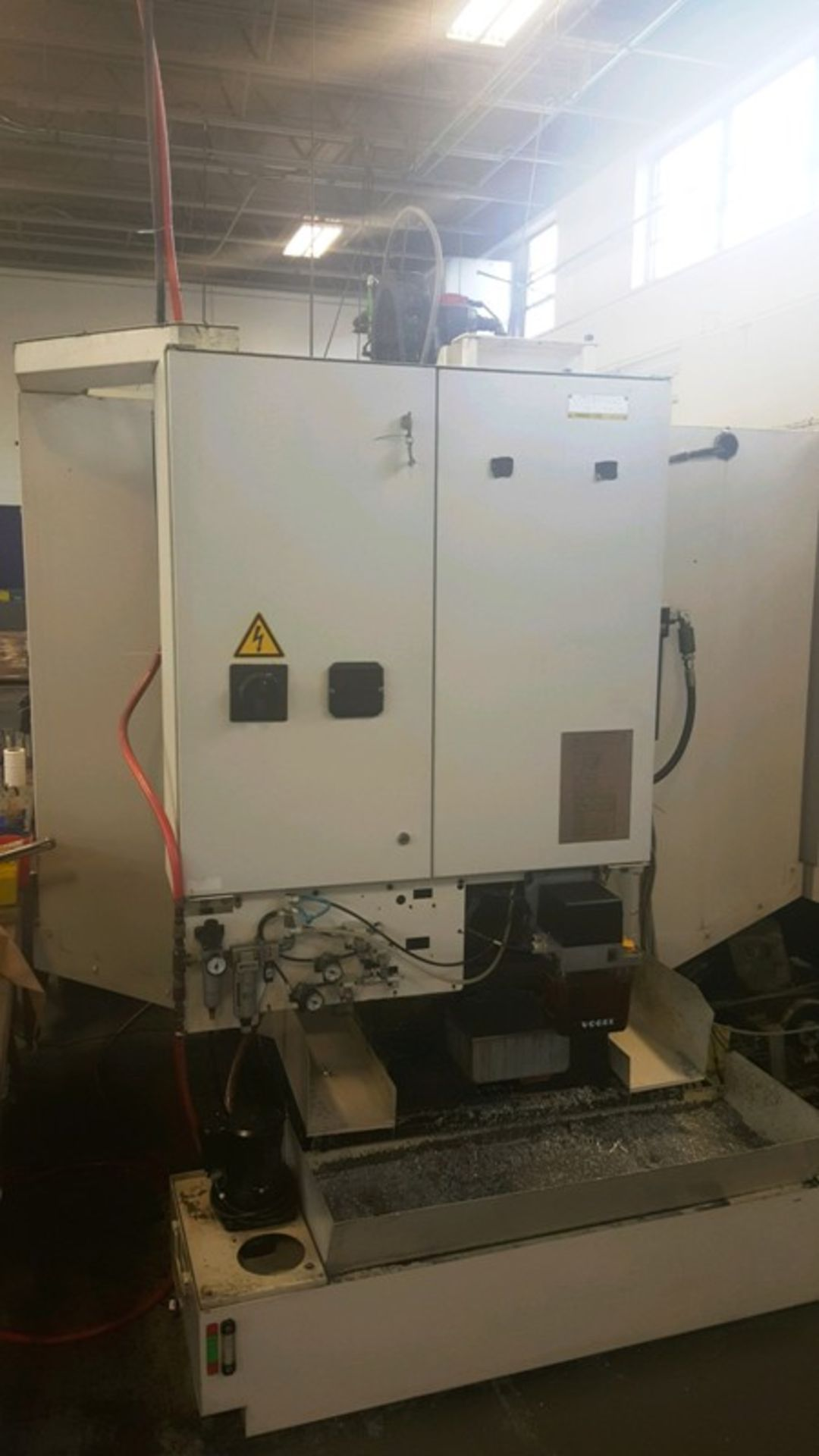 Lot 10 - Fanuc Robodrill T21iDL 5-Axis Vertical Drilling & Tapping Center (Located in Claremont, NH)
