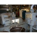 """Lot 21 - 18"""" x 72"""" Landis 3RH Universal Cylindrical Grinder, Microtronic infeed, 16"""" x 2"""" grinding wheel"""