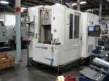 "Lot 24 - Kitamura HX300 CNC Horizontal Machining Center, 20""x20""x15.7"" trvls, 30 HP, 15k RPM, 40 ATC New 2000"