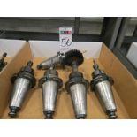 Assorted Cat 50 Tool Holders For Mazak Integrex 50YB