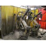 Motoman YR-SK16-C000, Roboweld Super K16 Welding Robot w/ Motoarc 450, Yasnac MRC cntrl, s/n