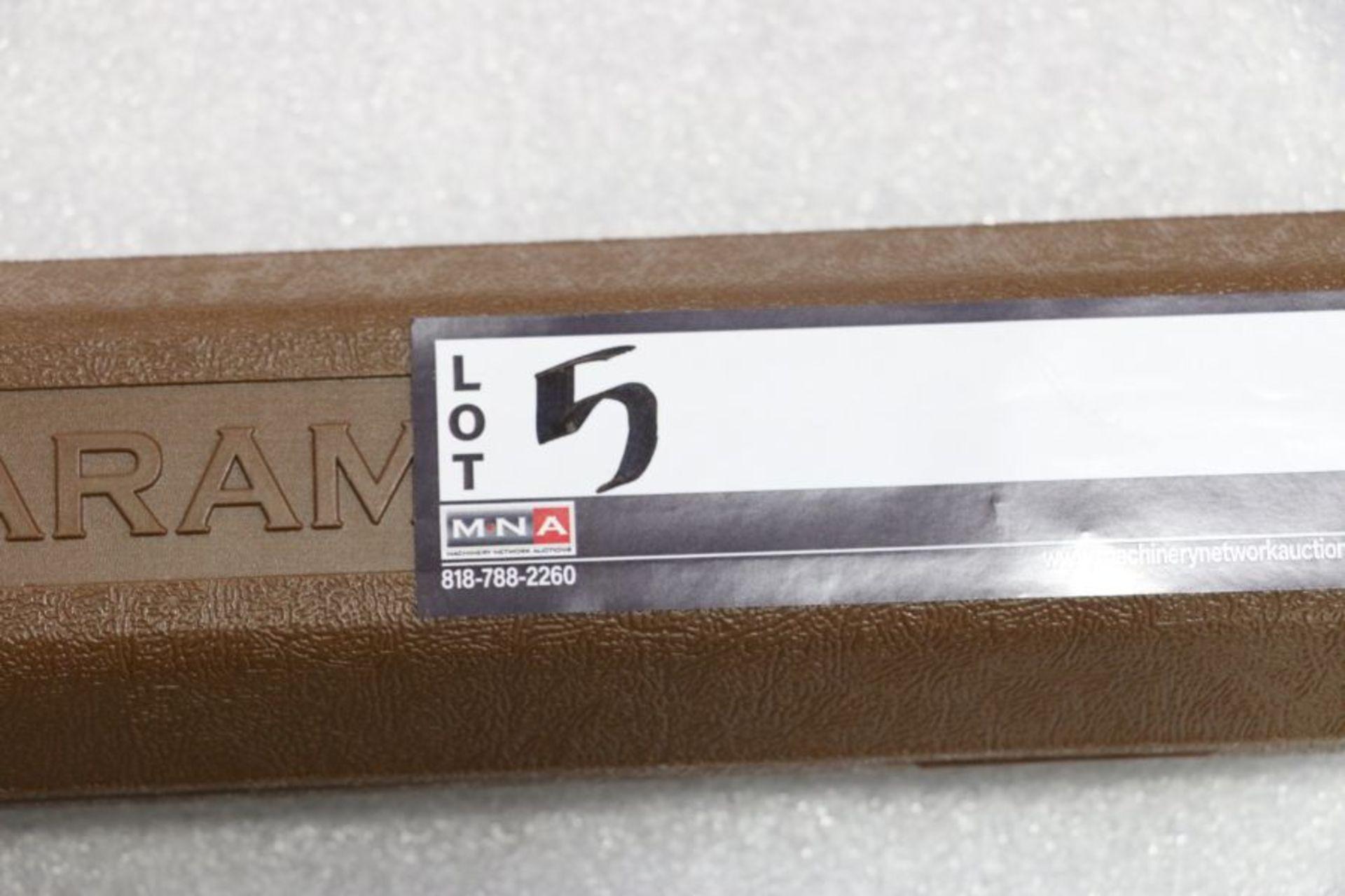 """Lot 5 - Paramount Par-Saro063FT 3/8"""" Torque Wrench"""
