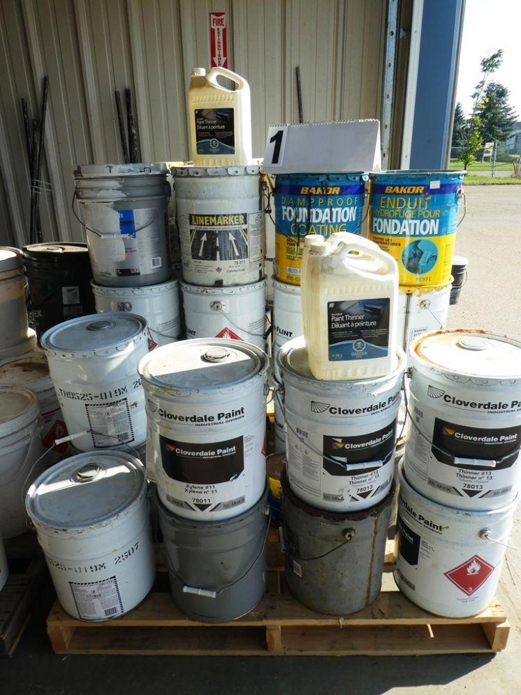 Surplus Tool & Shop Dispersal Auction