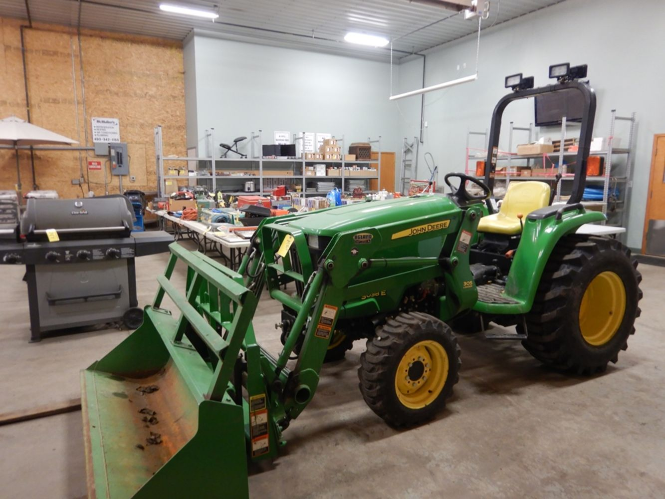 Compact Tractor, RV, Collector HO Trains, Tools, Coveralls
