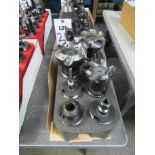 LOT TO INCLUDE: (1) HUASA COLLET INDEXER, (1) COLLET INDEXER, (1) COLLET CLOSER