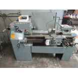 """1971 LEBLOND REGAL ENGINE LATHE, 15"""" SWING, SERIAL 8C-3566. WITH ASSORTED TOOL HOLDERS AND"""