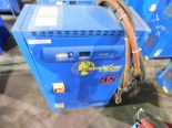 Lot 26 - BENNING POWER HOUSE BATTERY CHARGER; MODEL CR24HF3, 480-VOLT IN, 48-VOLT OUT
