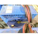 Lot 38 - BENNING POWER HOUSE BATTERY CHARGER; MODEL CR24HF3-240, 480-VOLT IN, 48-VOLT OUT